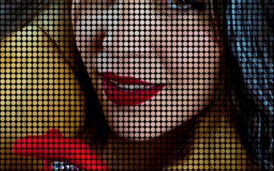 Photoshop Effects – Dots