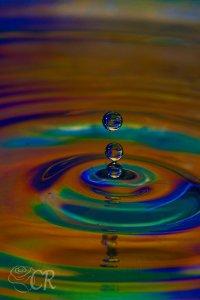 Water Drop Still Motion